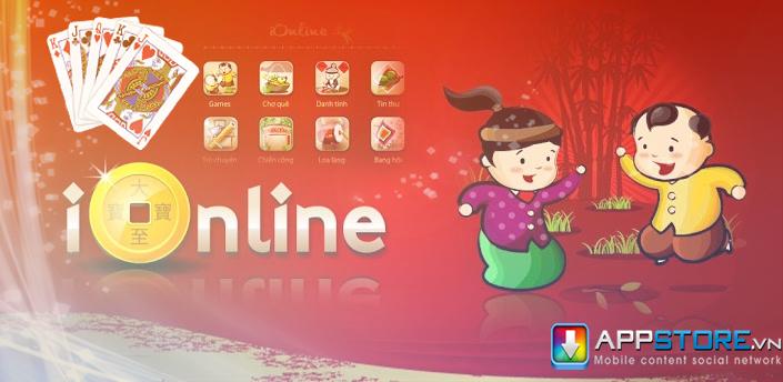 iOnline – Chơi bài truyền thống Online