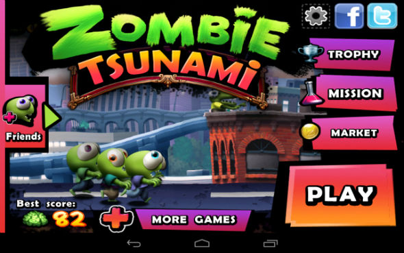 Cẩm nang Zombie Tsunami cho người mới bắt đầu ảnh 1