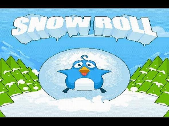 Snow Roll - Hậu duệ của huyền thoại Flappy Bird ảnh 3