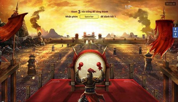 Webgame Công Thành Chiến - Sẵn sàng ngày ra mắt ảnh 2