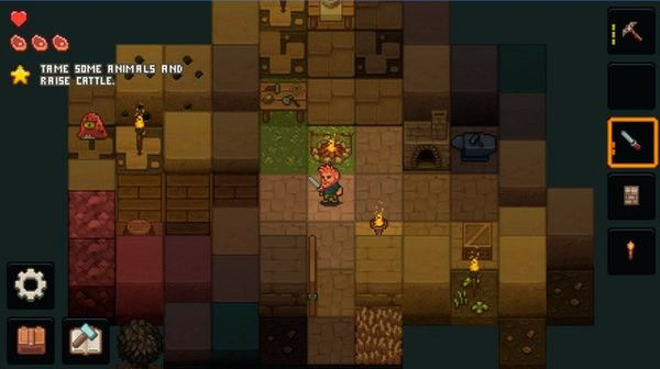 pixelterra-dont-starve-phien-ban-hoa-4-nut-cho-android-1