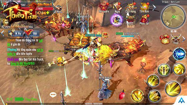 thien-tu-3d-con-cung-cua-snail-games-duoc-phat-hanh-tai-viet-nam 2