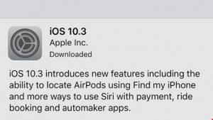 Apple chính thức ra mắt iOS 10.3: Cập nhật bản mới như thế nào?(2)