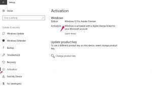Hướng dẫn kiểm tra trạng thái bản quyền Windows 10 (7)