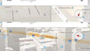 Những thủ thuật giúp chinh phục Google Maps trên Android (2)