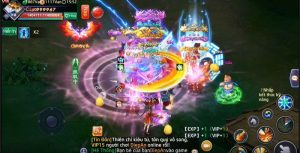 Tân Sư Muội 2 tặng Giftcode giá trị cho game thủ nhân dịp Open Beta (2)