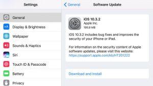 Có nên cập nhật iOS 10.3.2 không? Nâng cấp iOS 10.3.2 như thế nào? (3)