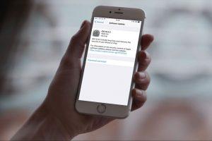 Có nên cập nhật iOS 10.3.2 không? Nâng cấp iOS 10.3.2 như thế nào? (4)
