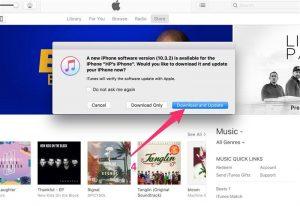 Có nên cập nhật iOS 10.3.2 không? Nâng cấp iOS 10.3.2 như thế nào? (7)