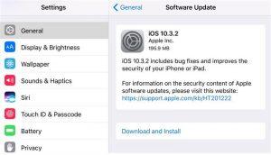 Có nên cập nhật iOS 10.3.2 không? Nâng cấp iOS 10.3.2 như thế nào? (9)