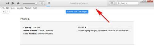 Hướng dẫn cách update iOS 10.3.1 cho iPhone, iPad bằng iTunes, OTA (9)