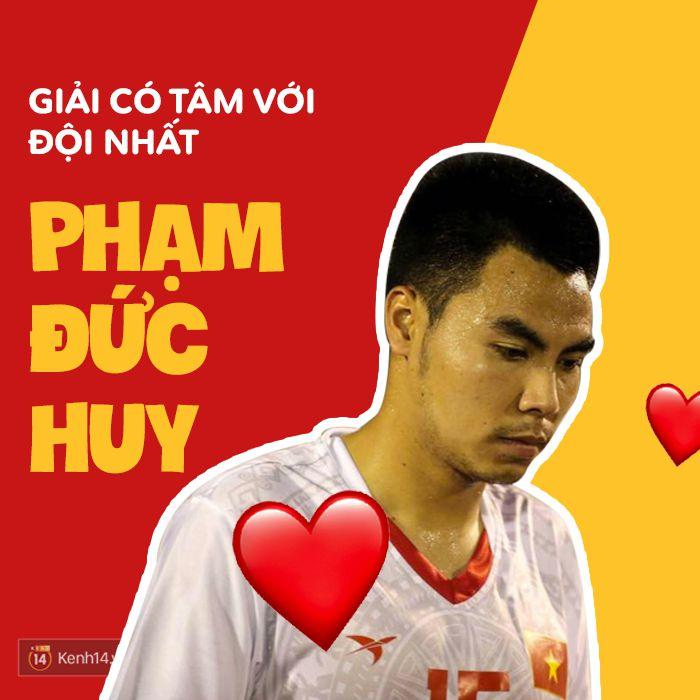Cười bò với loạt giải thưởng phụ bá đạo dành cho đội tuyển U23 Việt Nam (11)