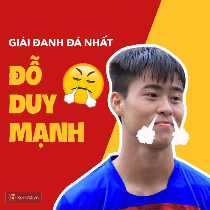 Cười bò với loạt giải thưởng phụ bá đạo dành cho đội tuyển U23 Việt Nam (6)