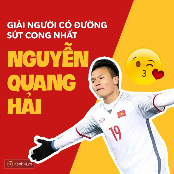 Cười bò với loạt giải thưởng phụ bá đạo dành cho đội tuyển U23 Việt Nam (8)