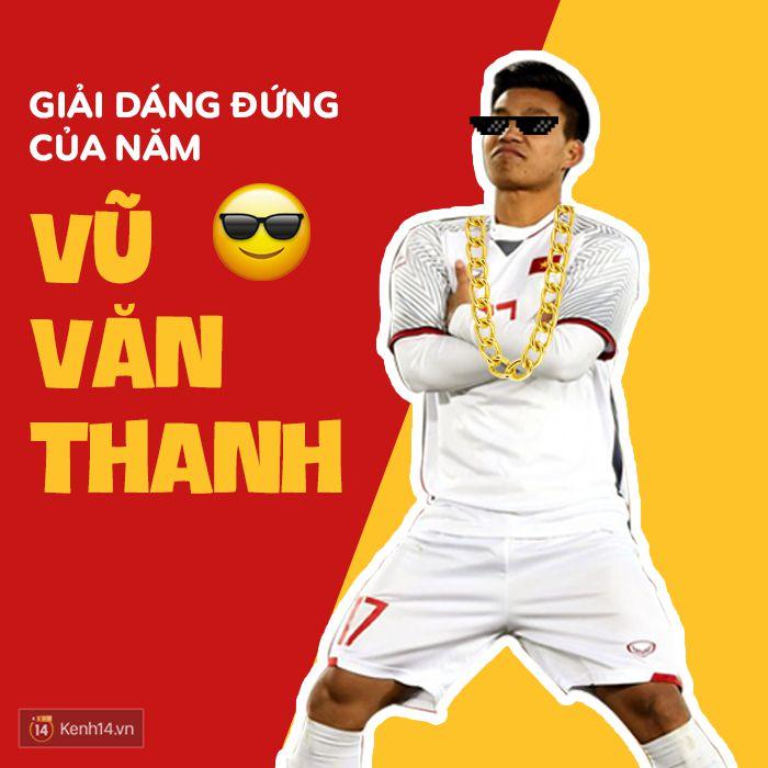 Cười bò với loạt giải thưởng phụ bá đạo dành cho đội tuyển U23 Việt Nam (9)