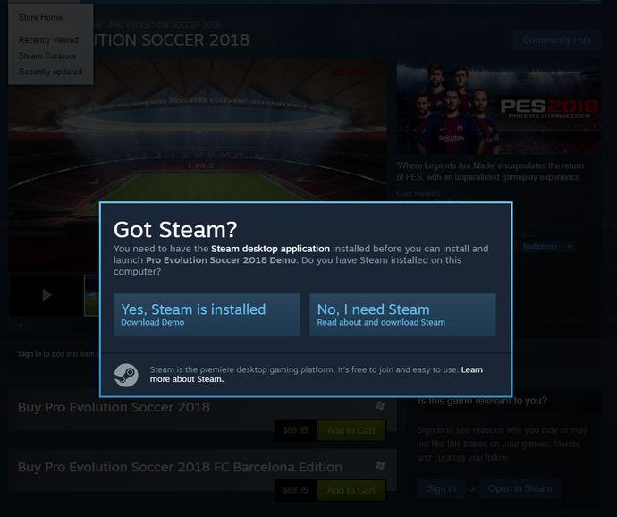 Hướng dẫn cách hack IP để tải game PES 2018 trên Steam cho PC (5)