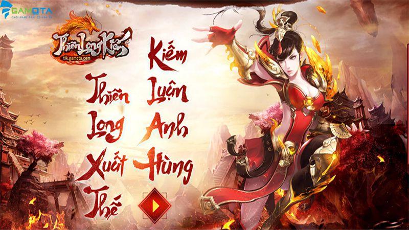 HOT: NPH Gamota sẽ phát hành kiệt tác kiếm hiệp Thiên Long Kiếm tháng 3 này (1)