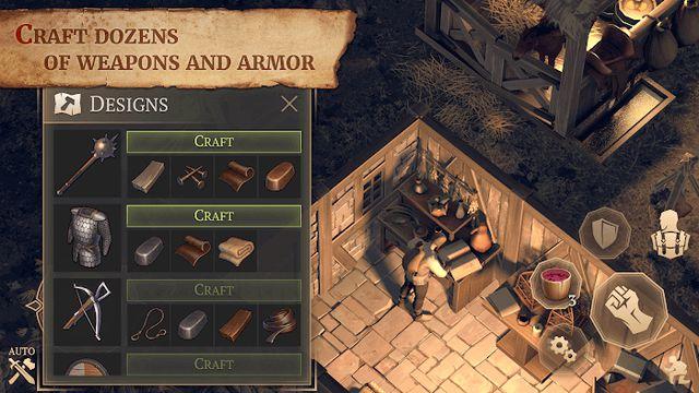 Tải miễn phí game phiêu lưu sinh tồn Grim Soul để trải nghiệm thôi nào! (4)