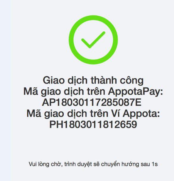 Ví Appota - Cổng nạp Vainglory: Sự lựa chọn hoàn hảo cho game thủ (6)