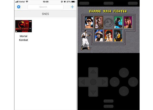 Hướng dẫn chơi game giả lập trên iOS 11.3 mà không cần Jailbreak (7)