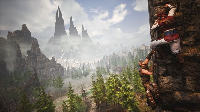 """Game người lớn online """"Conan Exiles"""" đã chính thức mở cửa trên Steam (3)"""