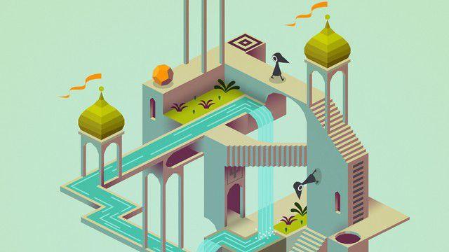 """Nhanh tay tải tuyệt phẩm giải đố """"Monument Valley"""" miễn phí cho Android (2)"""