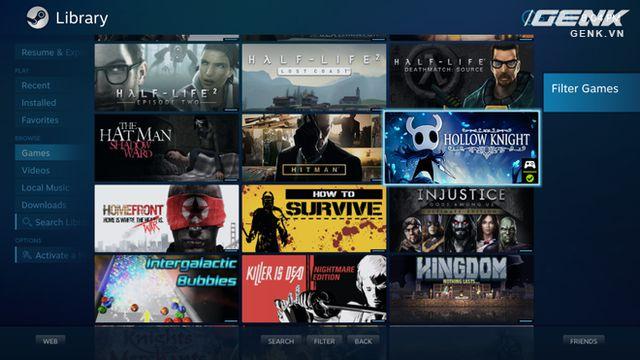 Tải ngay Steam Link bản BETA: Ứng dụng chơi game Steam trên Android (9)