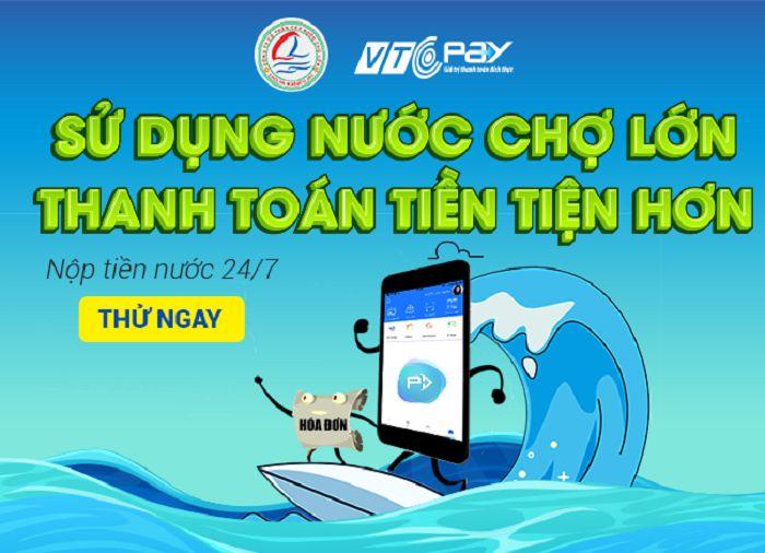 Tổng hợp những ứng dụng thanh toán tiền nước online trên điện thoại (4)