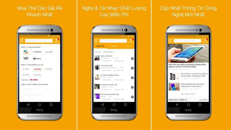 Top 5 ứng dụng thương mại điện tử mua sắm tốt nhất cho Android (1)