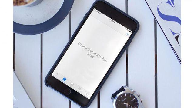 Cách khắc phục lỗi không truy cập được AppStore khi update iOS 12 Beta (1)