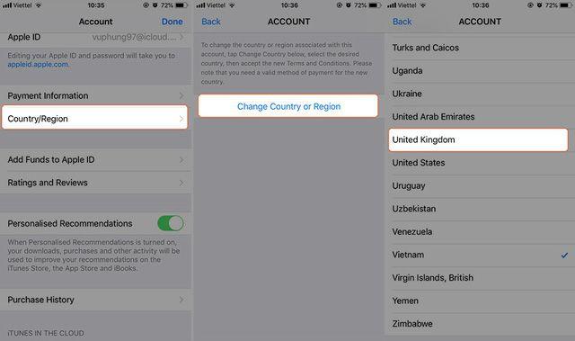 Cách khắc phục lỗi không truy cập được AppStore khi update iOS 12 Beta (4)