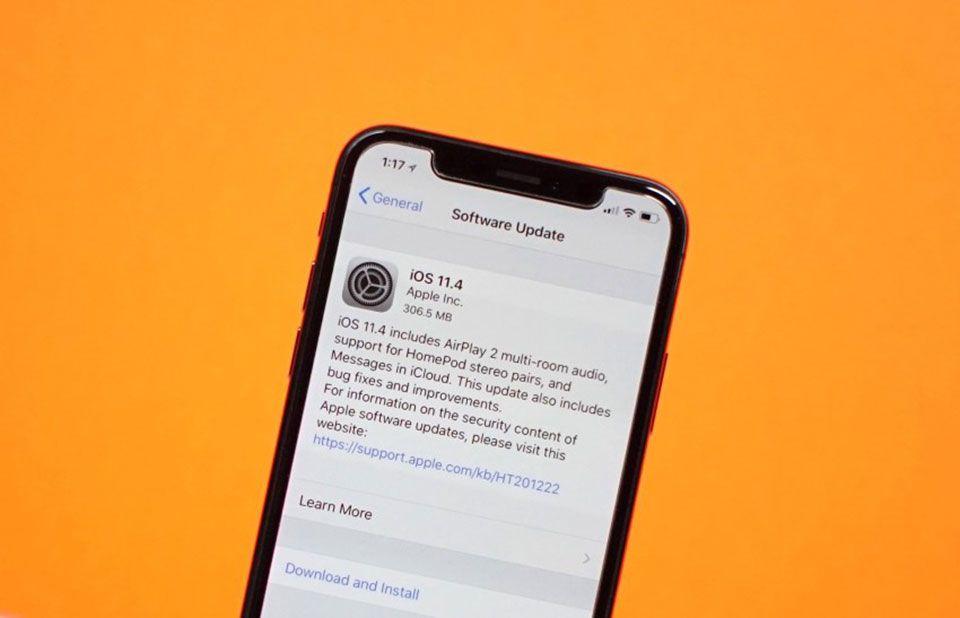 Có nên cập nhật iOS 11.4 cho iPhone 8/8 Plus, 7/7 Plus, 6S/6S Plus .. không? (2)