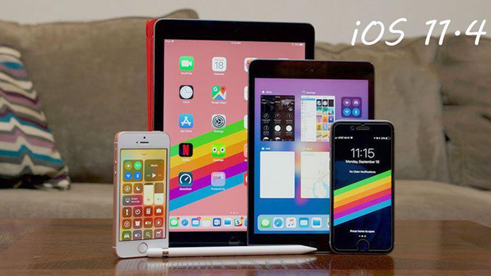 Có nên cập nhật iOS 11.4 cho iPhone 8/8 Plus, 7/7 Plus, 6S/6S Plus .. không? (3)