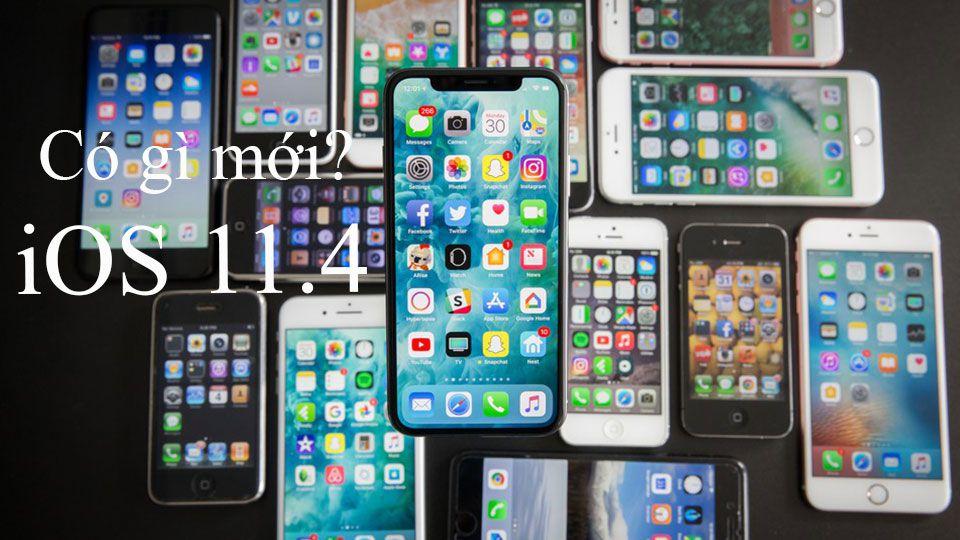 Có nên cập nhật iOS 11.4 cho iPhone 8/8 Plus, 7/7 Plus, 6S/6S Plus .. không? (4)