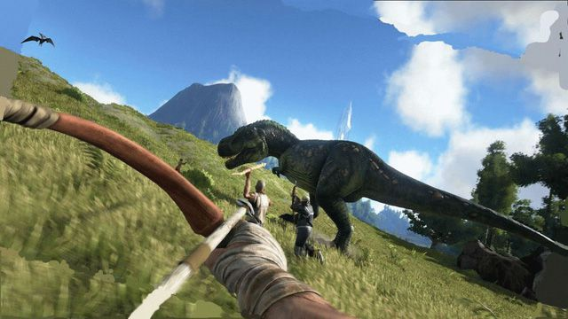Link tải miễn phí game sinh tồn ARK: Survival Evolved cho iOS & Android (4)