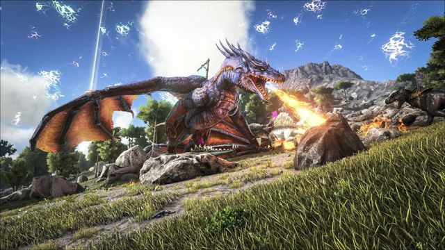 Link tải miễn phí game sinh tồn ARK: Survival Evolved cho iOS & Android (5)