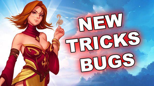 Tổng hợp 10 Tip, Bug & Tricks hot nhất DOTA 2 bản 7.16 (1)