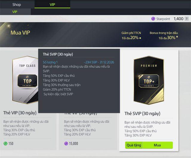 FIFA Online 4: Tính năng Quà tặng cho phép game thủ hút máu bạn bè (4)