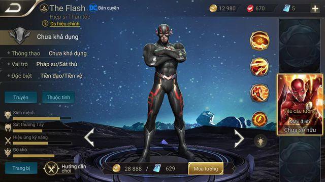 Những cách mod skin gói đa sắc cực dị của game thủ Liên Quân Mobile (1)