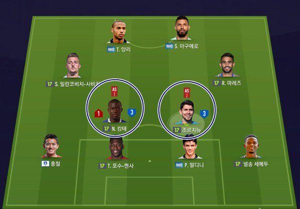 Tìm hiểu chiến thuật, đội hình 4-2-2-2 đang gây bão trong FIFA ONLINE 4 (1)