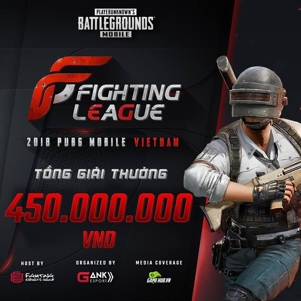 Giải đấu PUBG Mobile Việt Nam 2018 ra mắt với tổng giải trưởng gần 20.000$ (3)