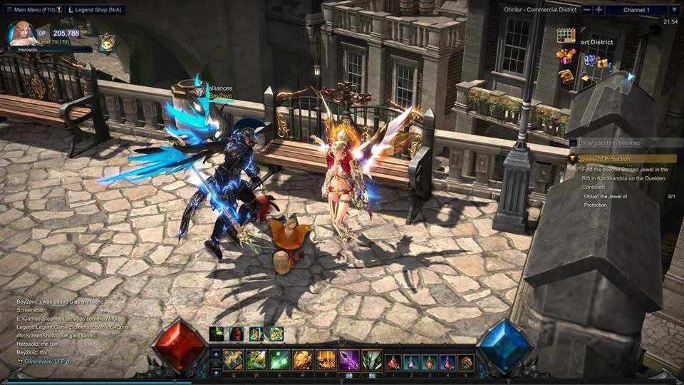 Hướng dẫn chơi MU Legend steam cho người mới bắt đầu | Mẹo chơi game