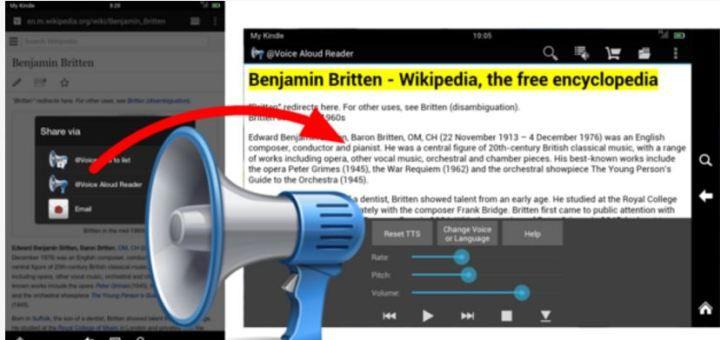 Top 7 ứng dụng (phần mềm) chuyển văn bản thành giọng nói cho Android (2)