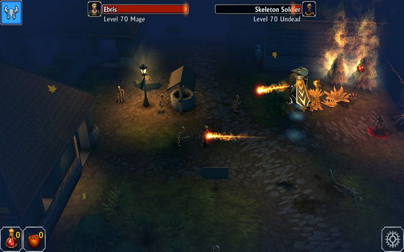 5 tựa game nhập vai hành động cũ mà hay cho Android & iOS (1)