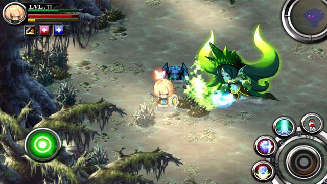 5 tựa game nhập vai hành động cũ mà hay cho Android & iOS (2)