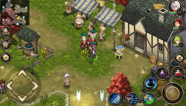 5 tựa game nhập vai hành động cũ mà hay cho Android & iOS (3)
