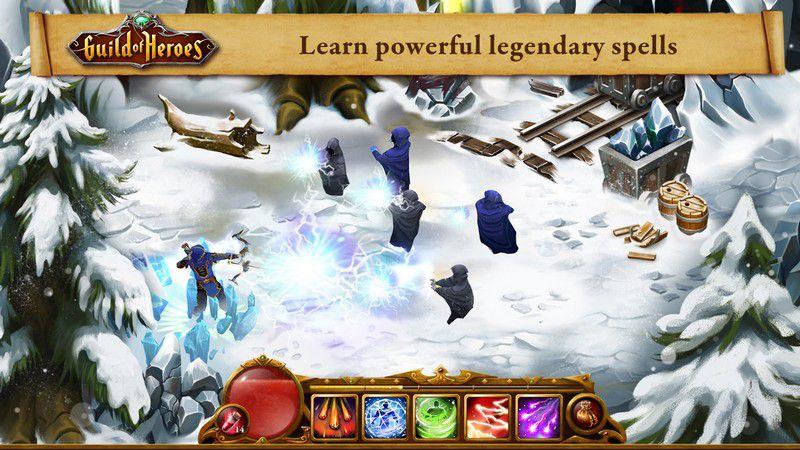 5 tựa game nhập vai hành động cũ mà hay cho Android & iOS (4)