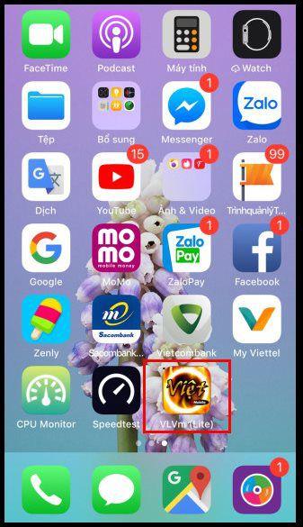 Cách cài đặt Võ Lâm Truyền Kỳ I mobile cho Iphone từ thế hệ 6S trở lên (4)