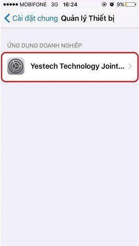 Cách cài đặt Võ Lâm Truyền Kỳ I mobile cho Iphone từ thế hệ 6S trở lên (7)