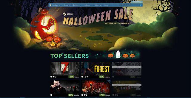 Halloween Sale Steam 2018: List game bản quyền giảm giá lên tới 80% (1)
